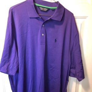 Ralph Lauren Golf Polo Size Large LIKE NEW